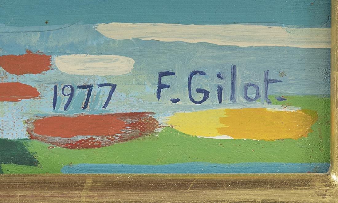 Francoise Gilot (French, b. 1921) - 3