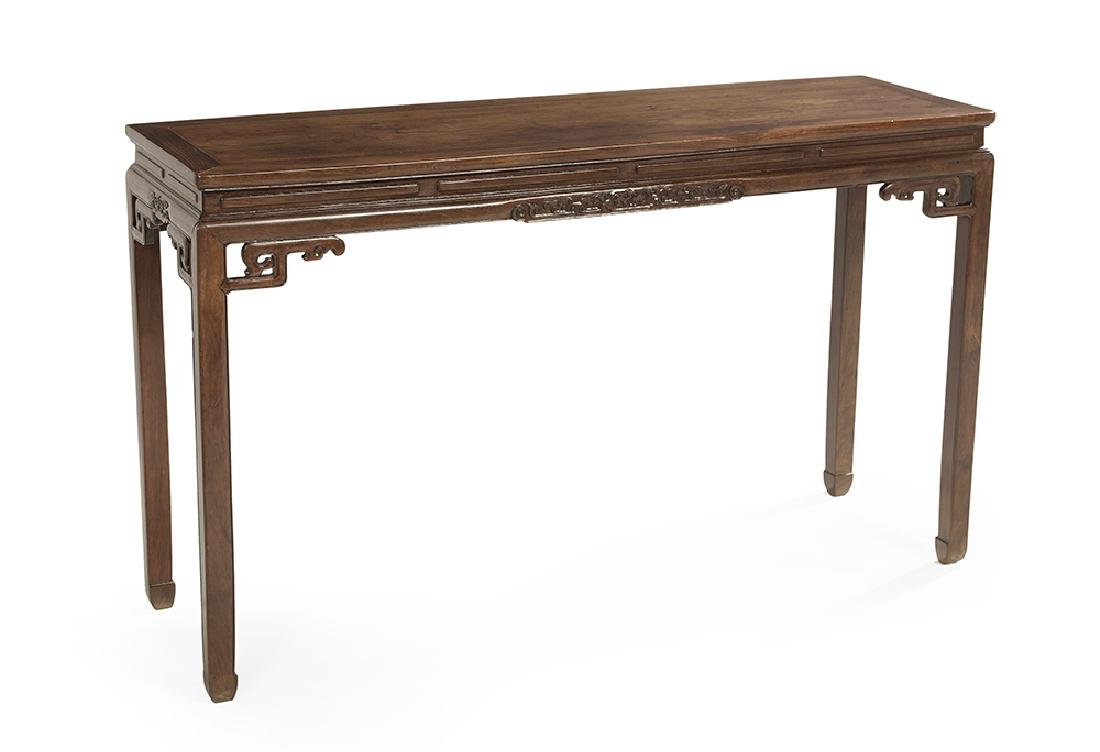 Chinese Rosewood Altar Table - 2