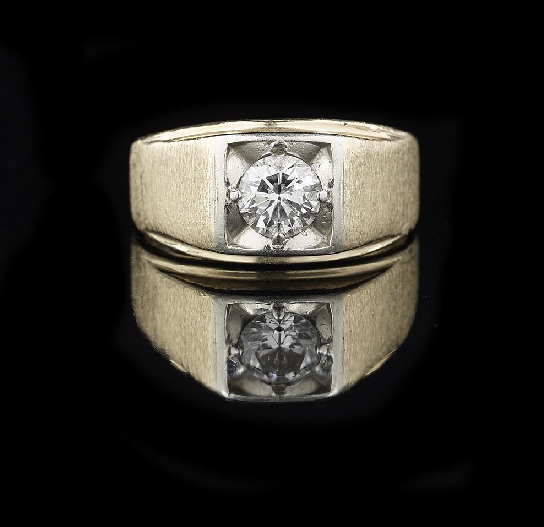 Gentleman's Diamond Ring