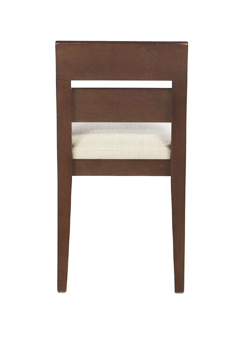 """Pair of Christian Liaigre """"Archipel"""" Side Chairs - 2"""