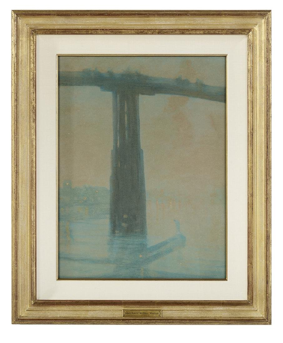 James McNeill Whistler (US/British, 1834-1903)