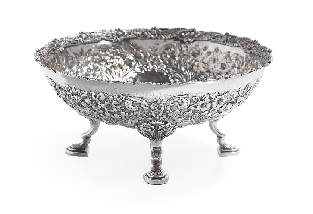 Tiffany & Co. Sterling Silver Fruit Bowl