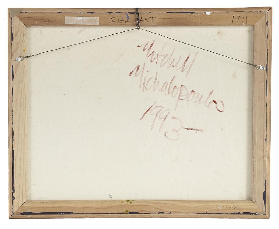 James Michalopoulos (American/Louisiana, b. 1951) - 3
