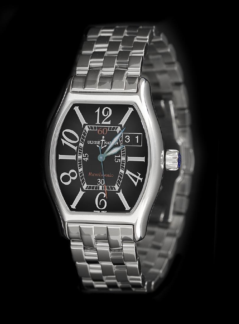 Gentleman's Ulysse Nardin Michelangelo Watch