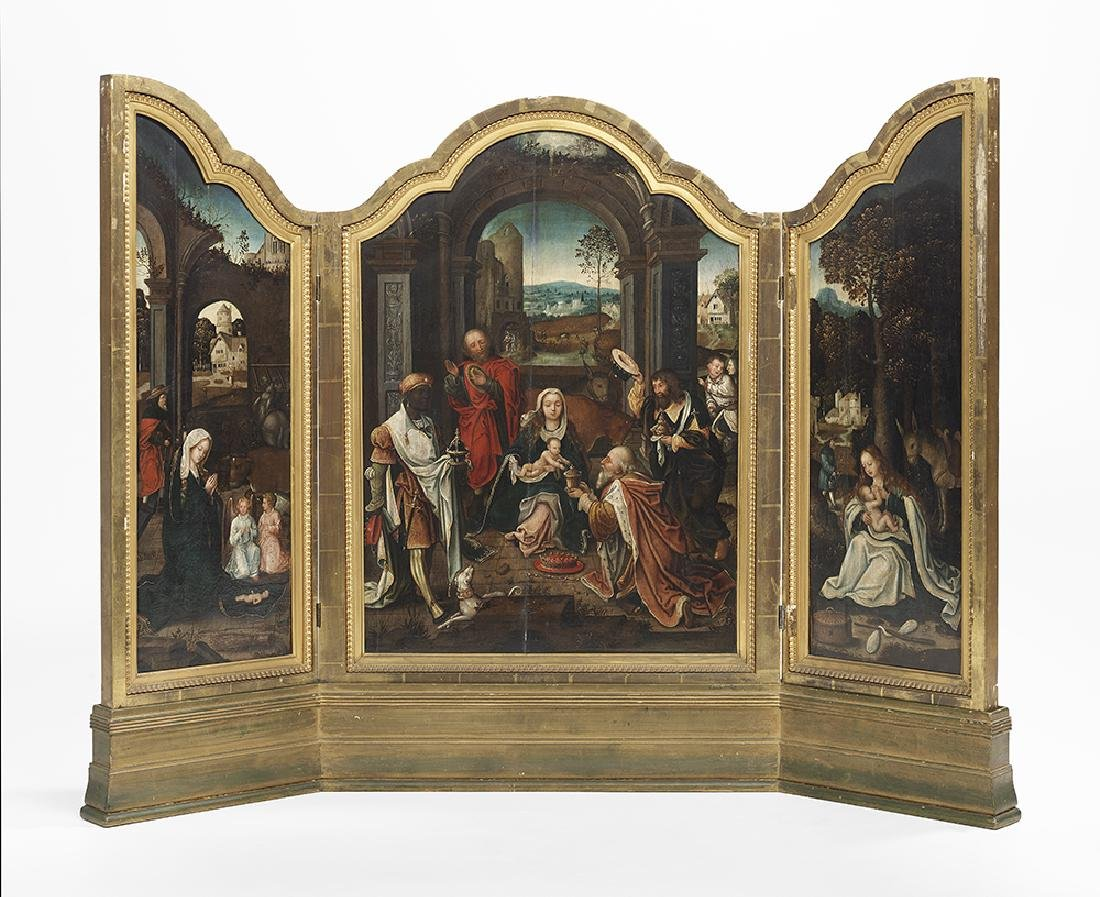 Antwerp School, (First Quarter 16th Century)