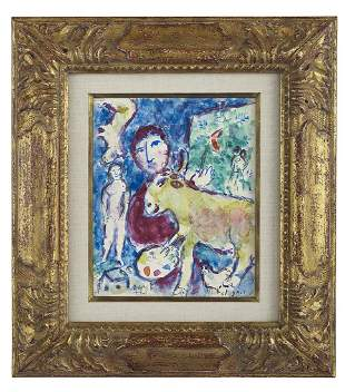 Marc Chagall, (Russian/French, 1887-1985)