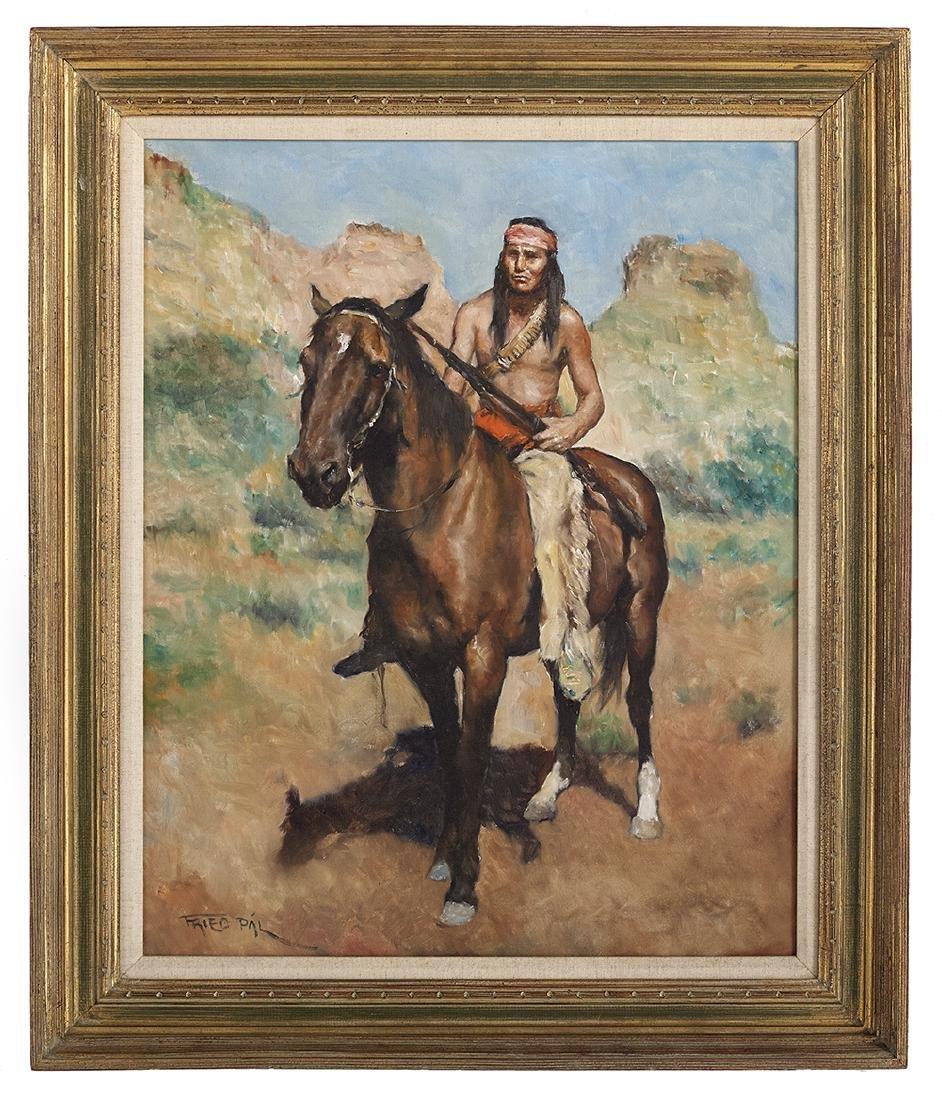 Pal Fried (US/Hungarian, 1893-1976)