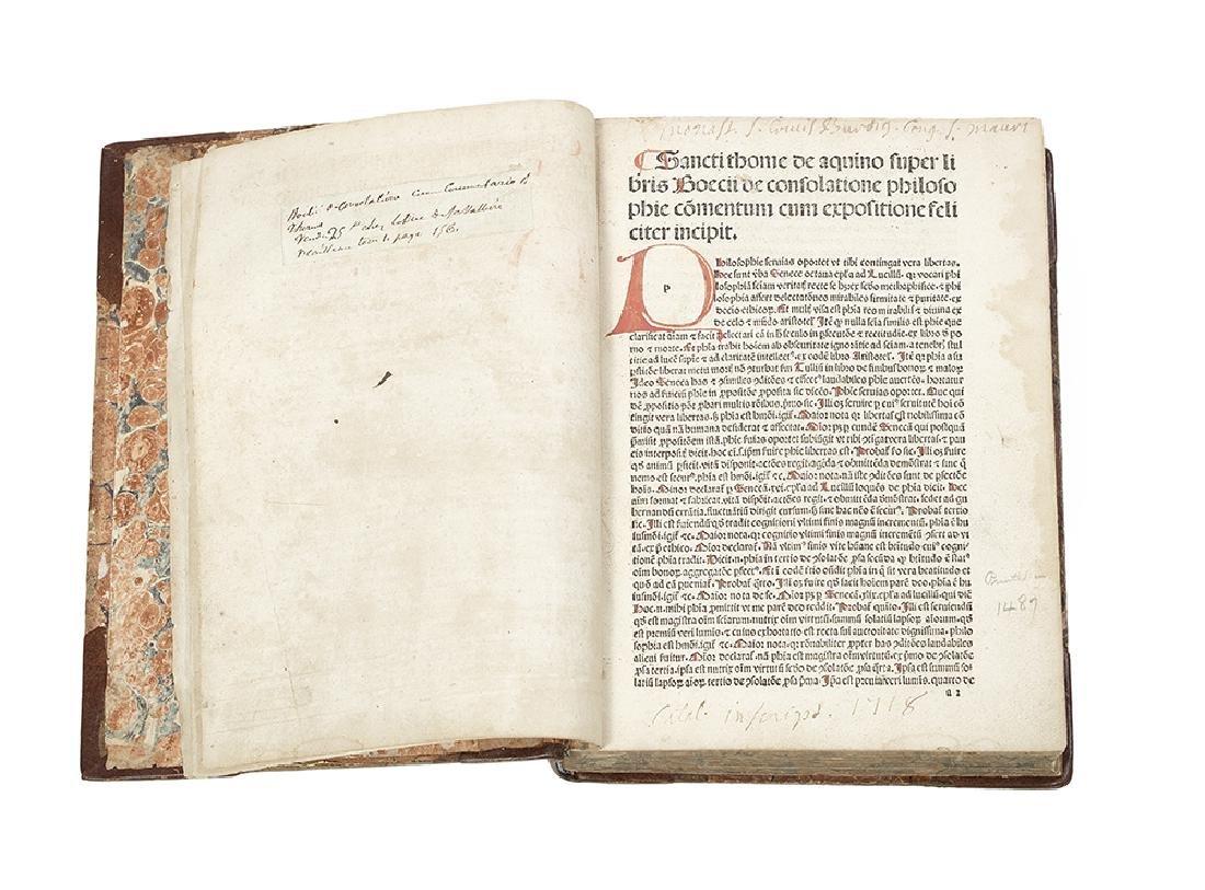 Boethius (ca. 480-524), Consolatione Philopsophiae,