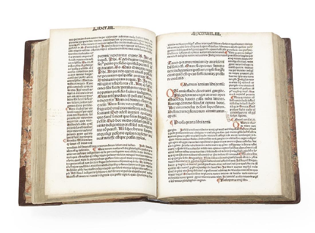 Boethius (ca. 480-524), Consolatione Philopsophiae, - 2