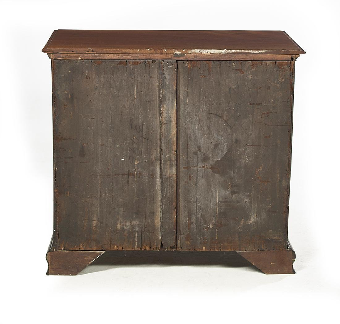 George III Mahogany Chest - 3
