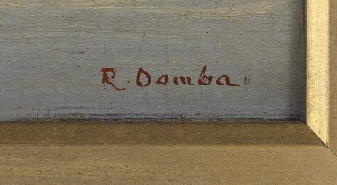 R. Domba, (Italian, Late 19th/Early 20th Century), - 2