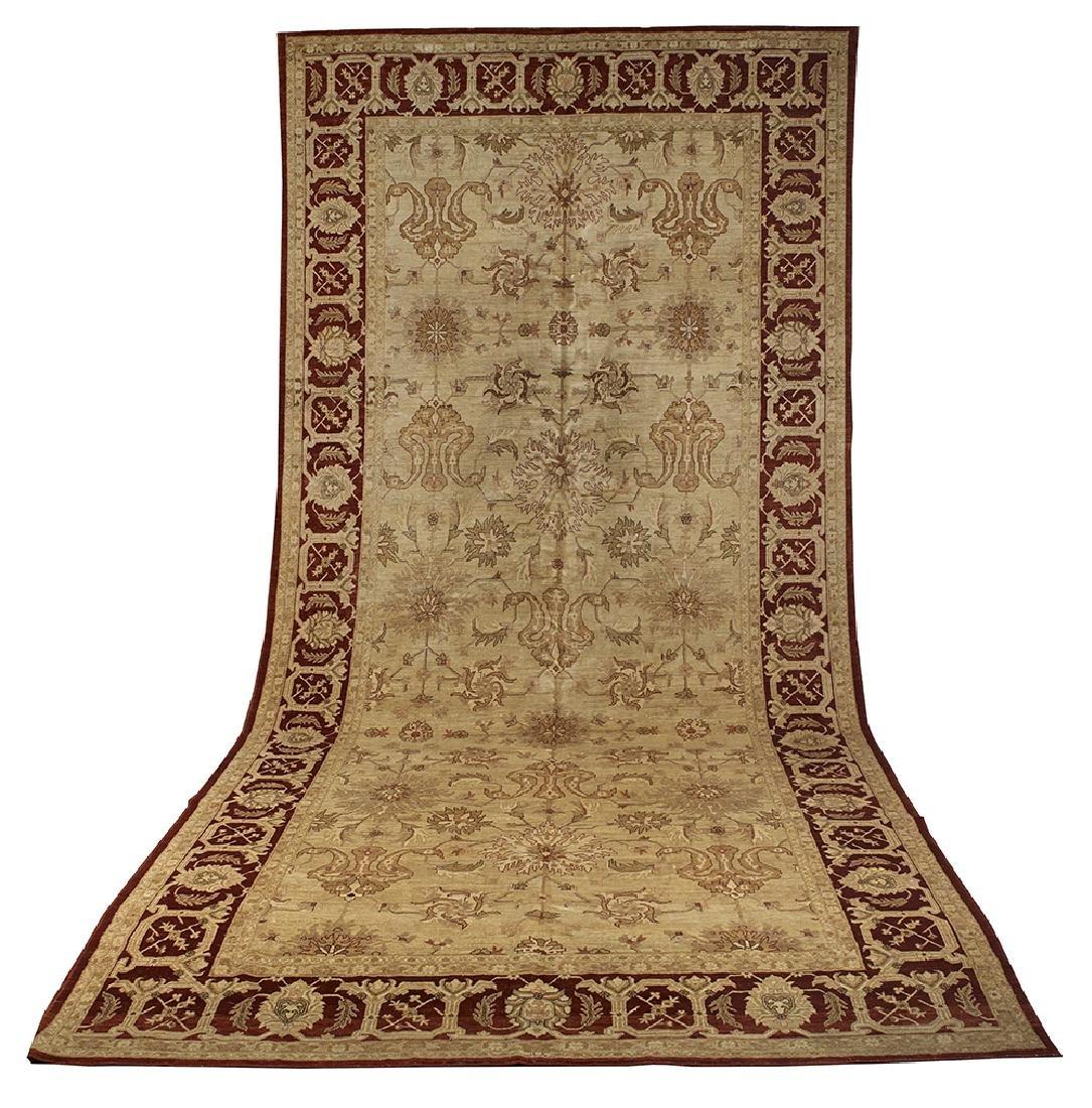 Peshawar Sultanabad Carpet
