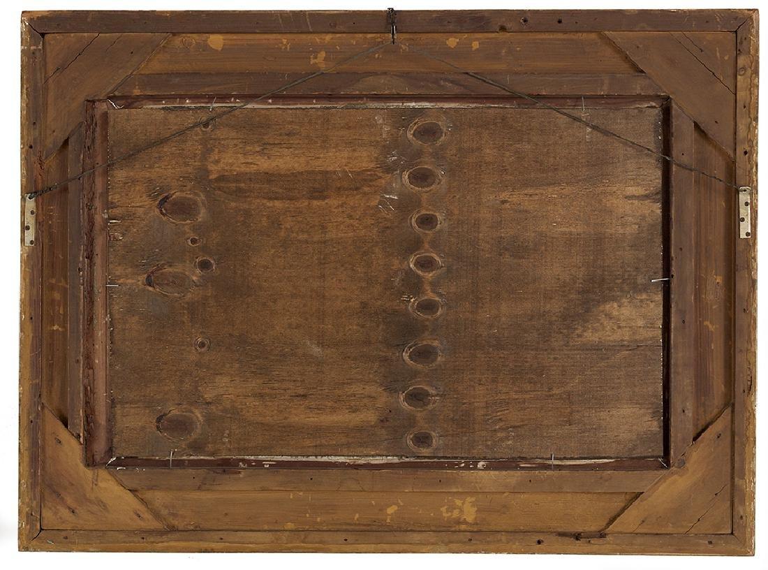"""George Vuillard, (French, b. 1956), """"The Banquet"""", oil - 3"""