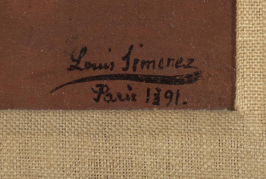 """Luis Jimenez y Aranda, (Spanish, 1845-1928), """"La - 2"""