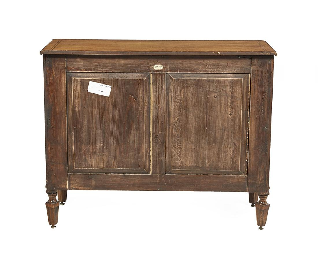 Continental Satinwood Cabinet - 3