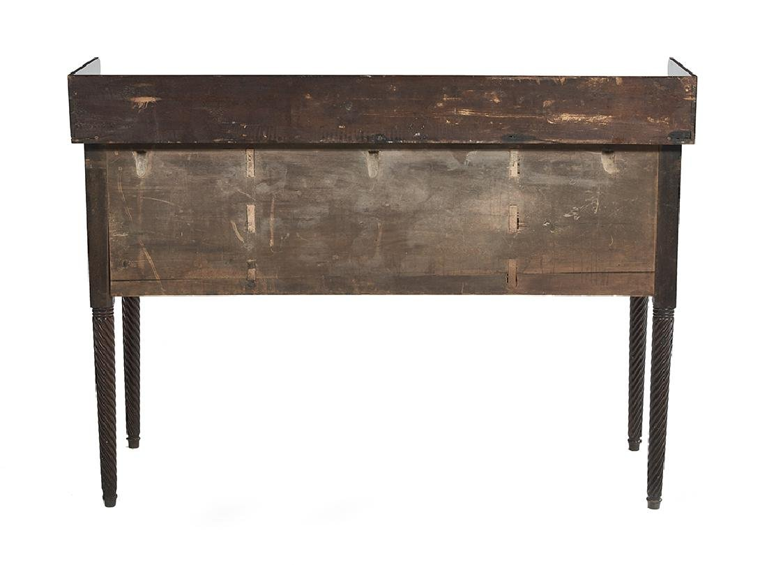 Anglo-Colonial Mahogany Writing Table - 3