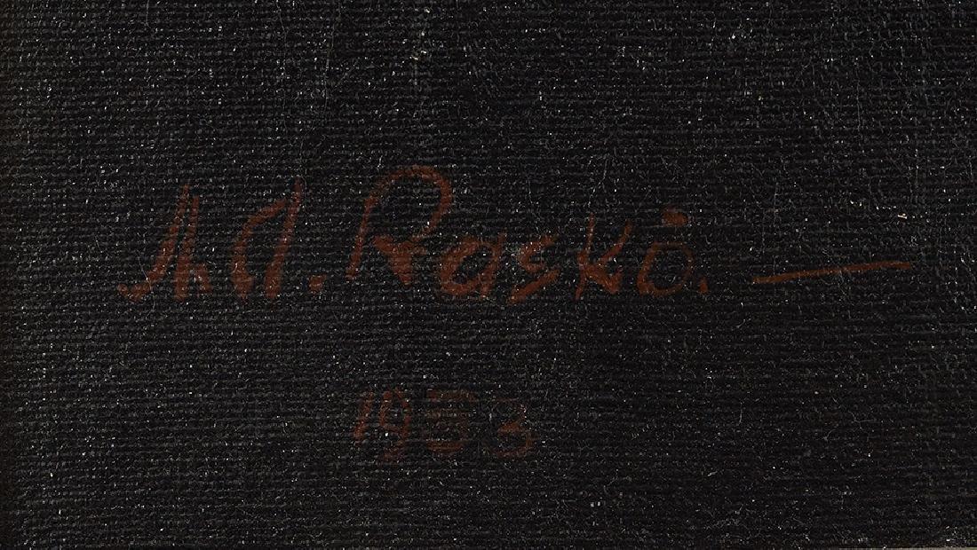 Maximilian Aurel Rasko, (Hungarian/New York, - 2