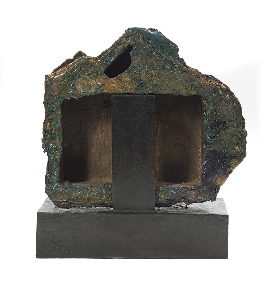 "Michael Tracy, (American, b. 1943), ""Iconito"", 1996, - 2"