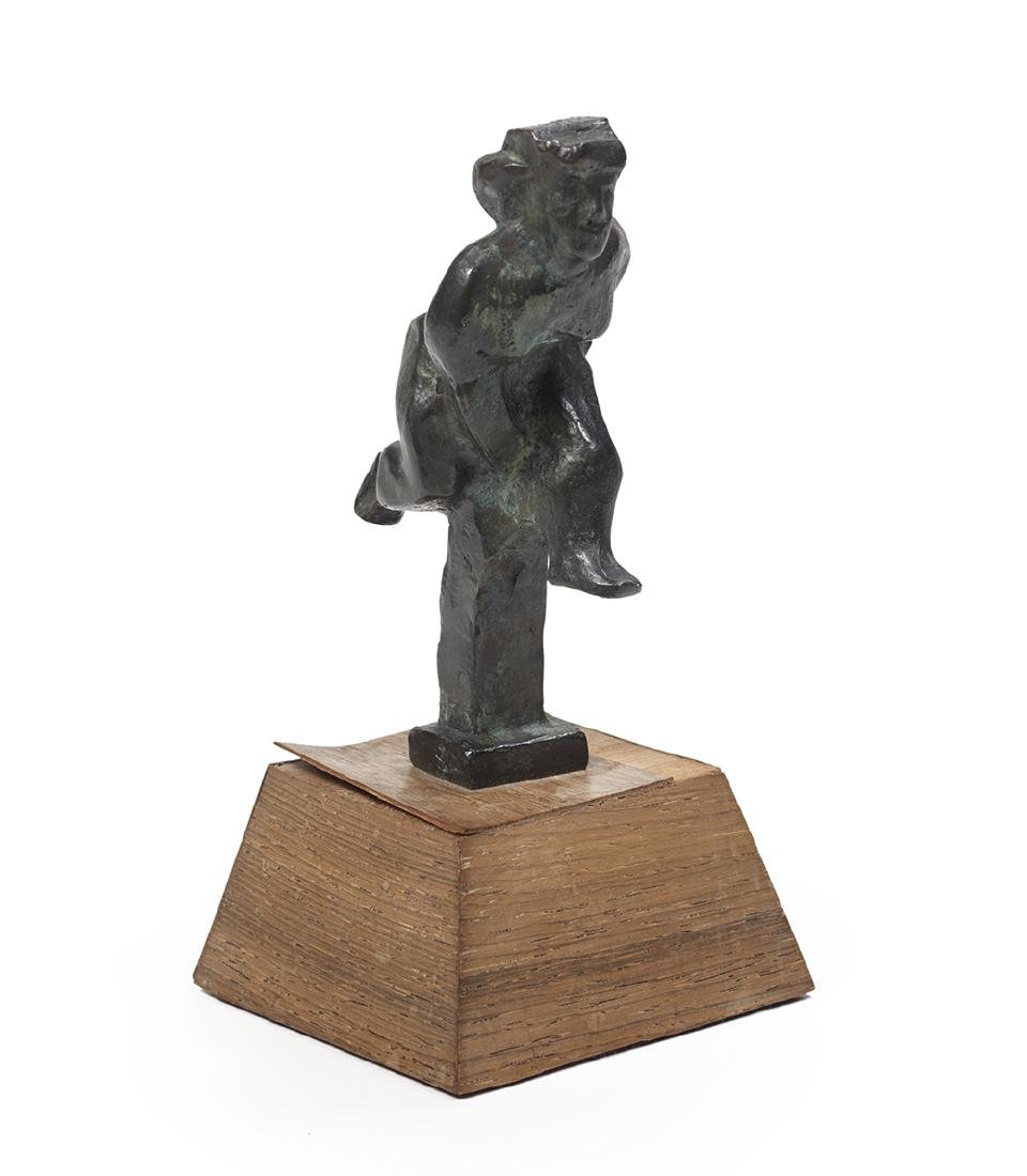 "Chaim Gross, (Austrian/New York, 1904-1991), ""Pole"