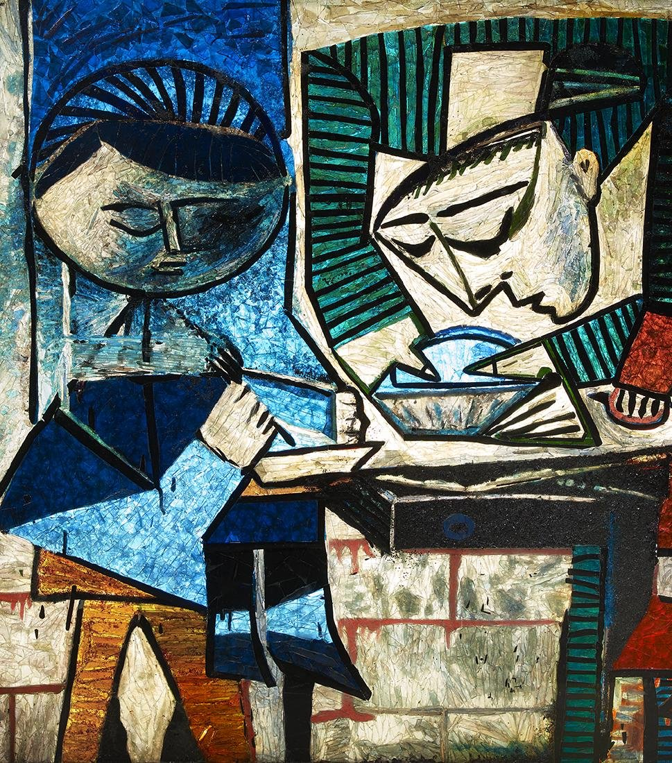 """After Pablo Picasso, (Spanish/French, 1881-1973), """"Le - 4"""