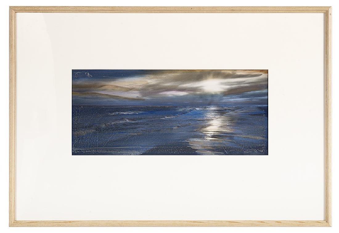"Emery Clark, (American/New Orleans, b. 1950), ""Sunset"