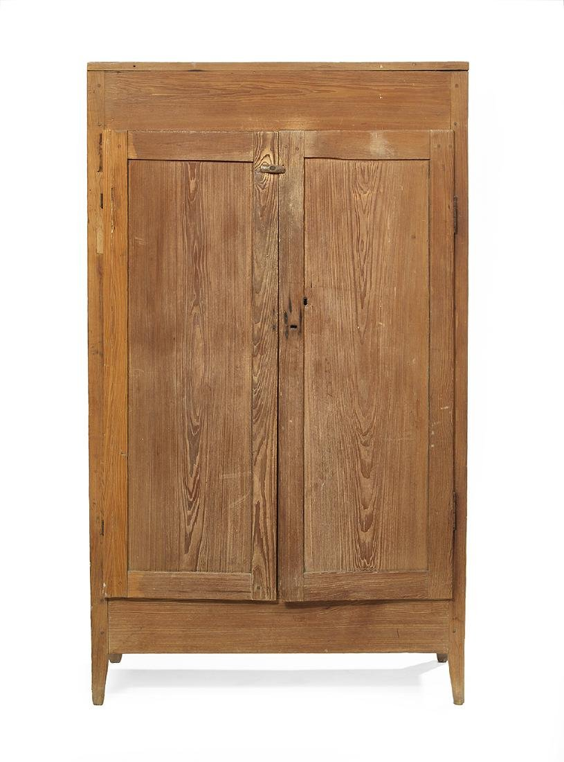 Louisiana Creole Cypress Armoire