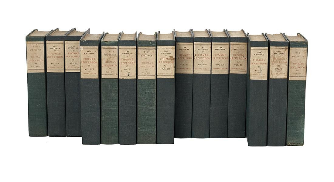 The Writings of Thomas Jefferson