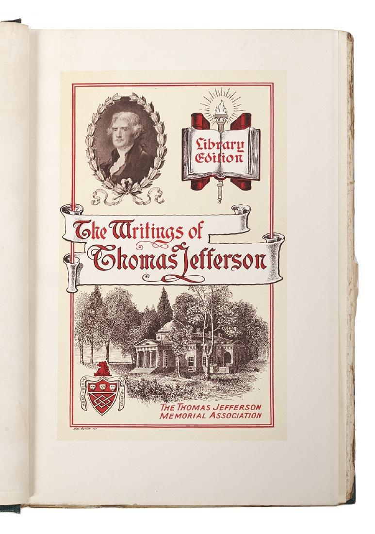The Writings of Thomas Jefferson - 2