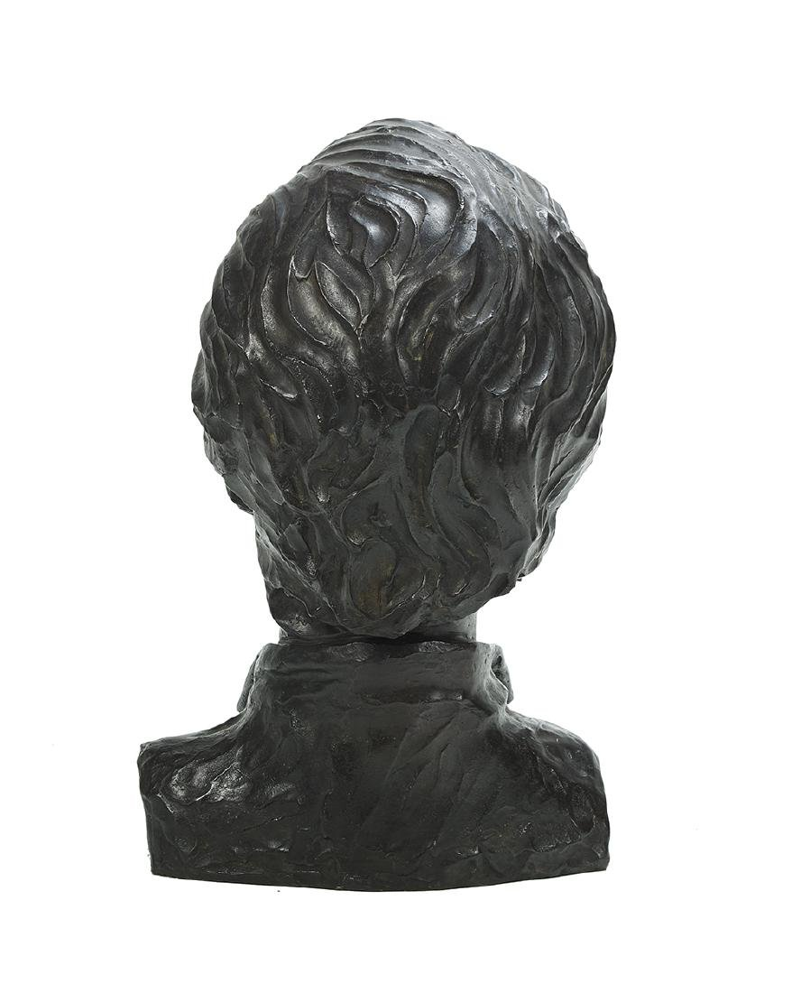"Jacob Epstein, (Polish/Israeli, 1921-2003), ""Bust of - 2"