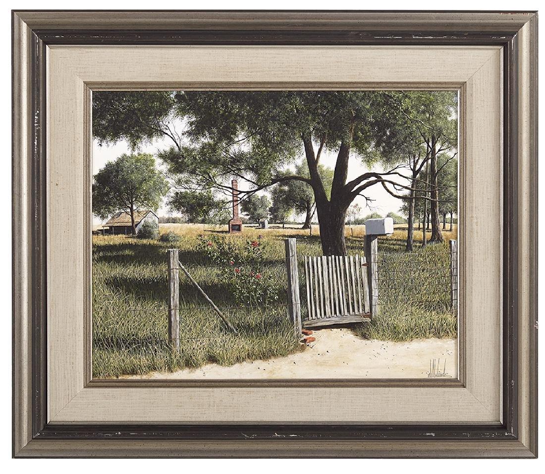 "Will Hinds, (American/Louisiana, 1936-2014), ""Gaydon"