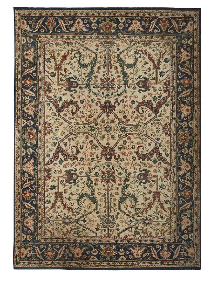 Turkish Agra Serapi Carpet