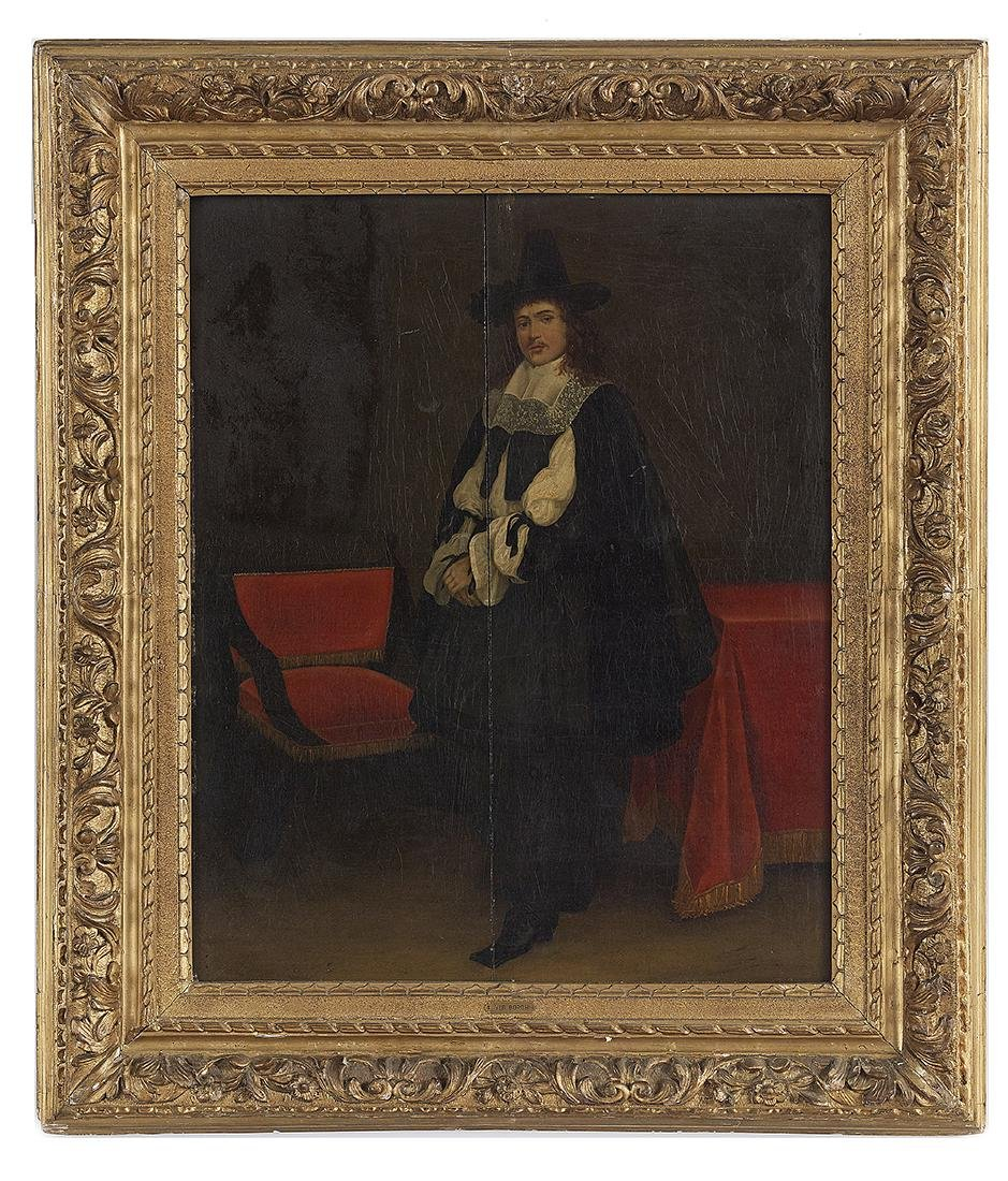 Follower of G. ter Borch d.j. (Dutch, 1617-1681)