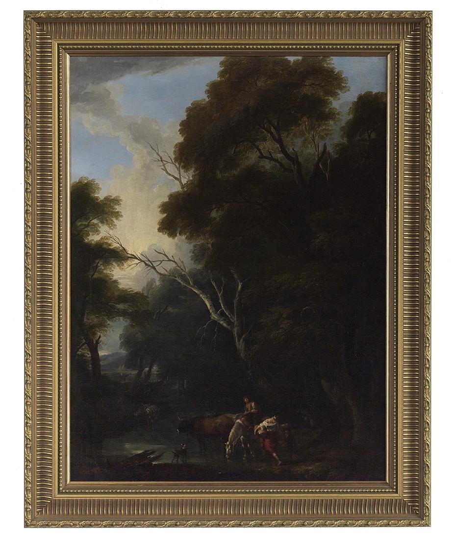 Circle of  de Loutherbourg (French, 1740-1812)