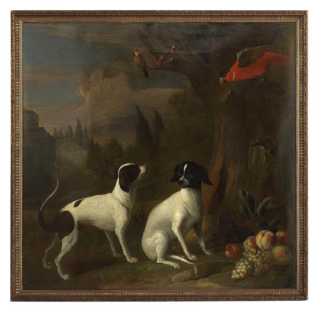 Jakob Bogdani (Hungarian/London, ca. 1660-1724)
