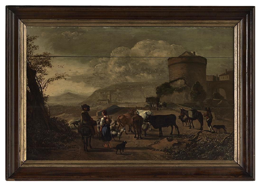 Atttr. to G. A.  Berckheyde (Dutch, 1638-1698)
