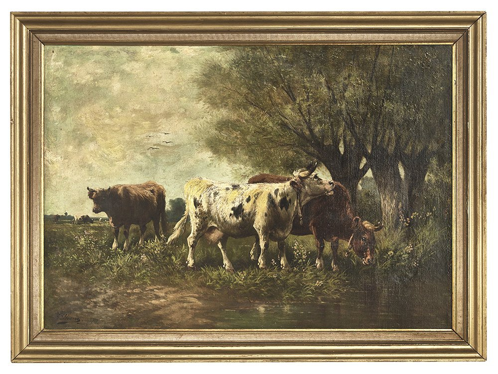 Henry Schouten (Belgian, 1864/67-1927)