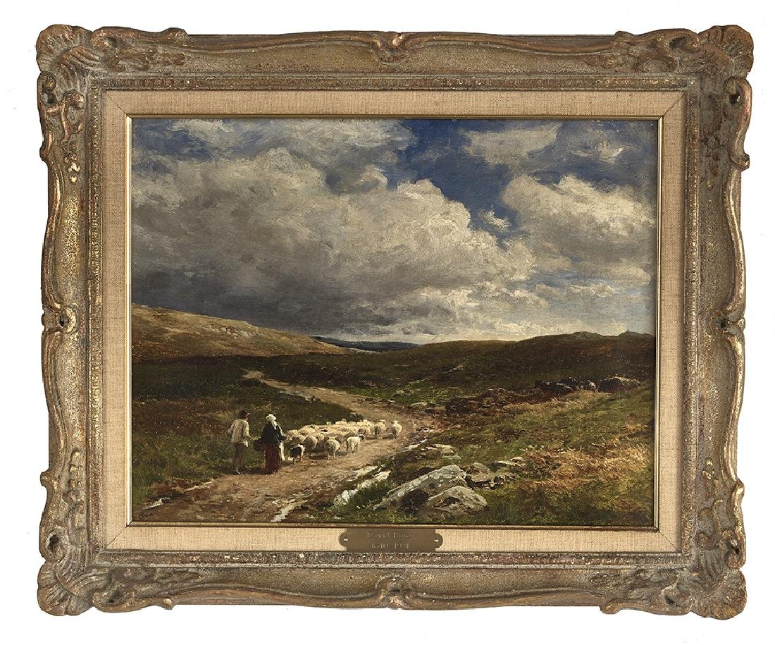 David Bates (British, 1840-1921)