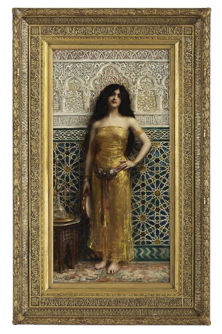 Leon Francois Comerre (French, 1850-1916)