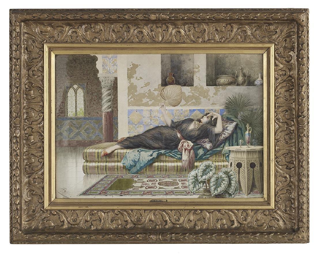 Giuseppe Aureli (Italian, 1858-1929)
