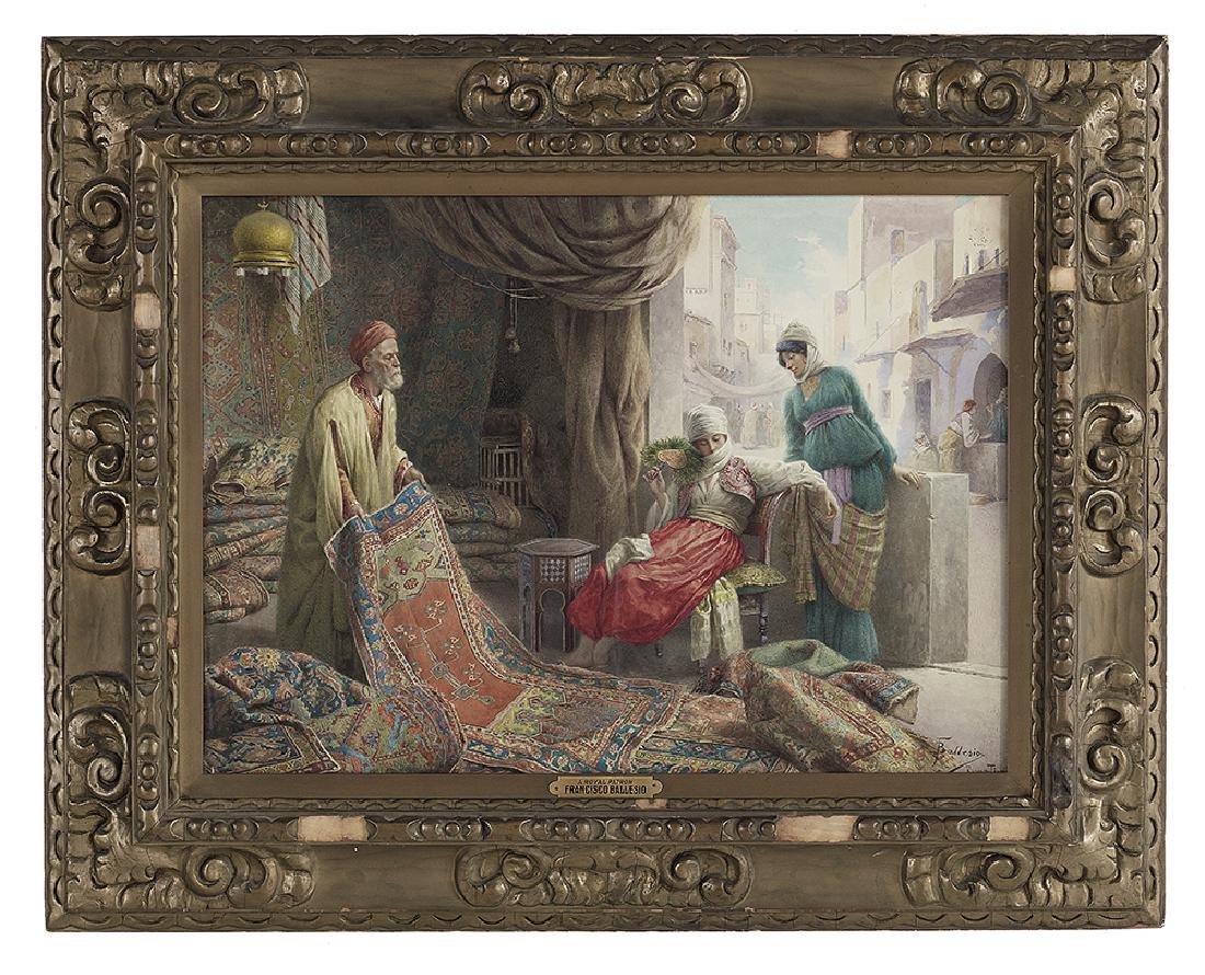 Francesco Ballesio (Italian, 1860-1923)