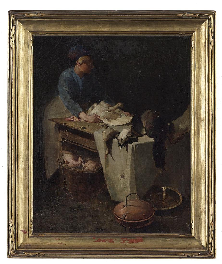 Emil Carlsen (Danish/American, 1848-1932)