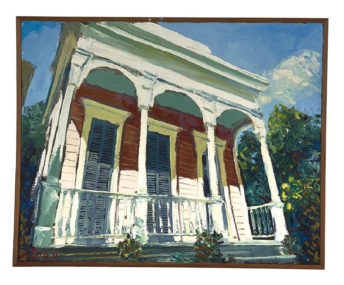 James Michalopoulos (USA/Louisiana, b. 1951)