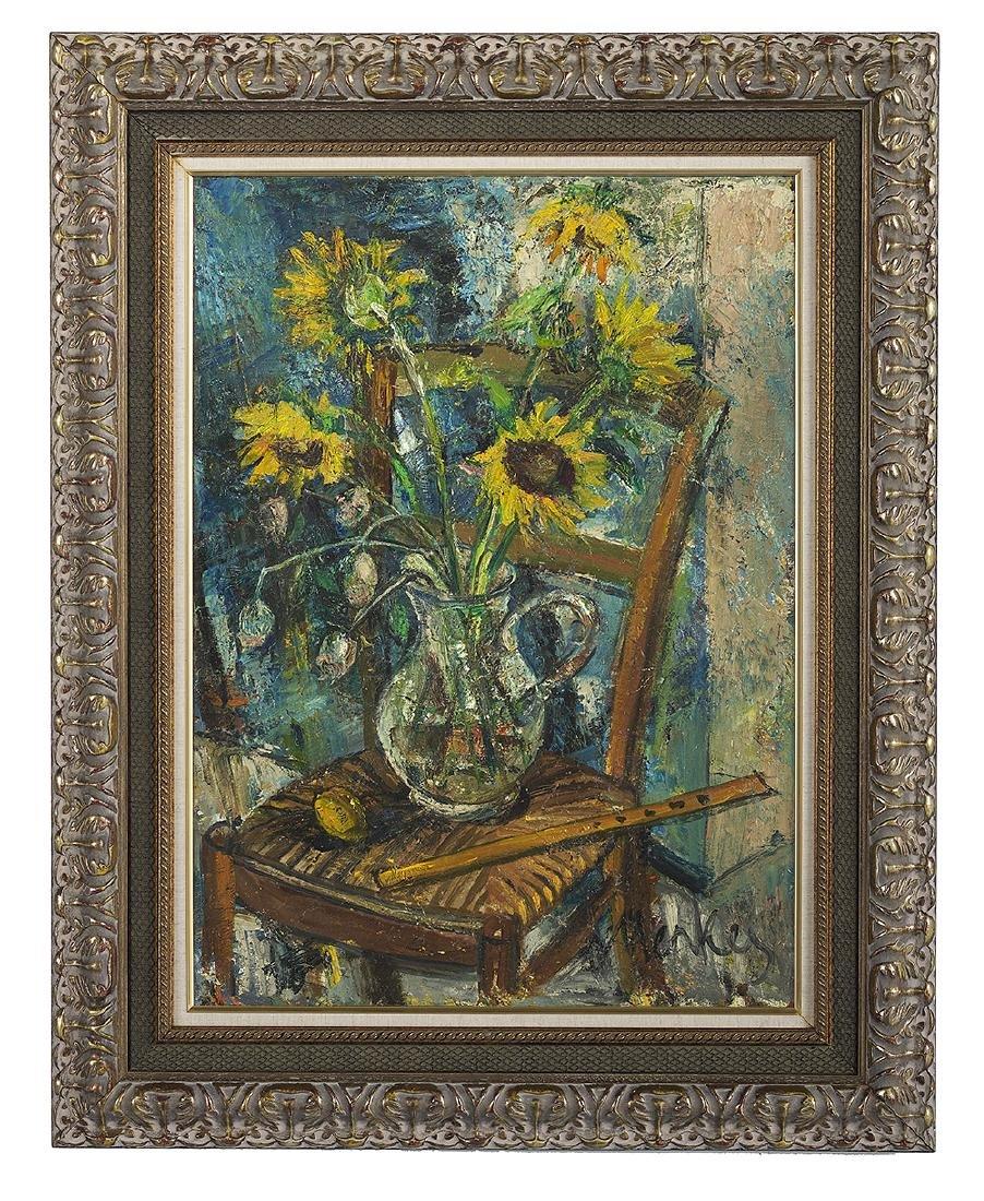 Zygmunt Menkes (Polish/New York, 1896-1985)
