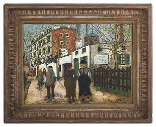 Maurice Utrillo (French, 1883-1955)