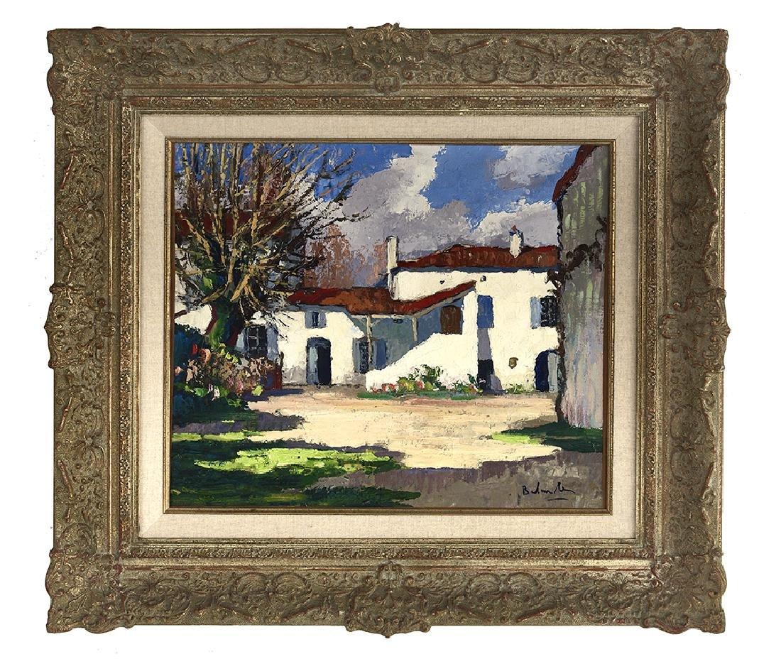 Gaston Balande (Spanish/French, 1880-1971)