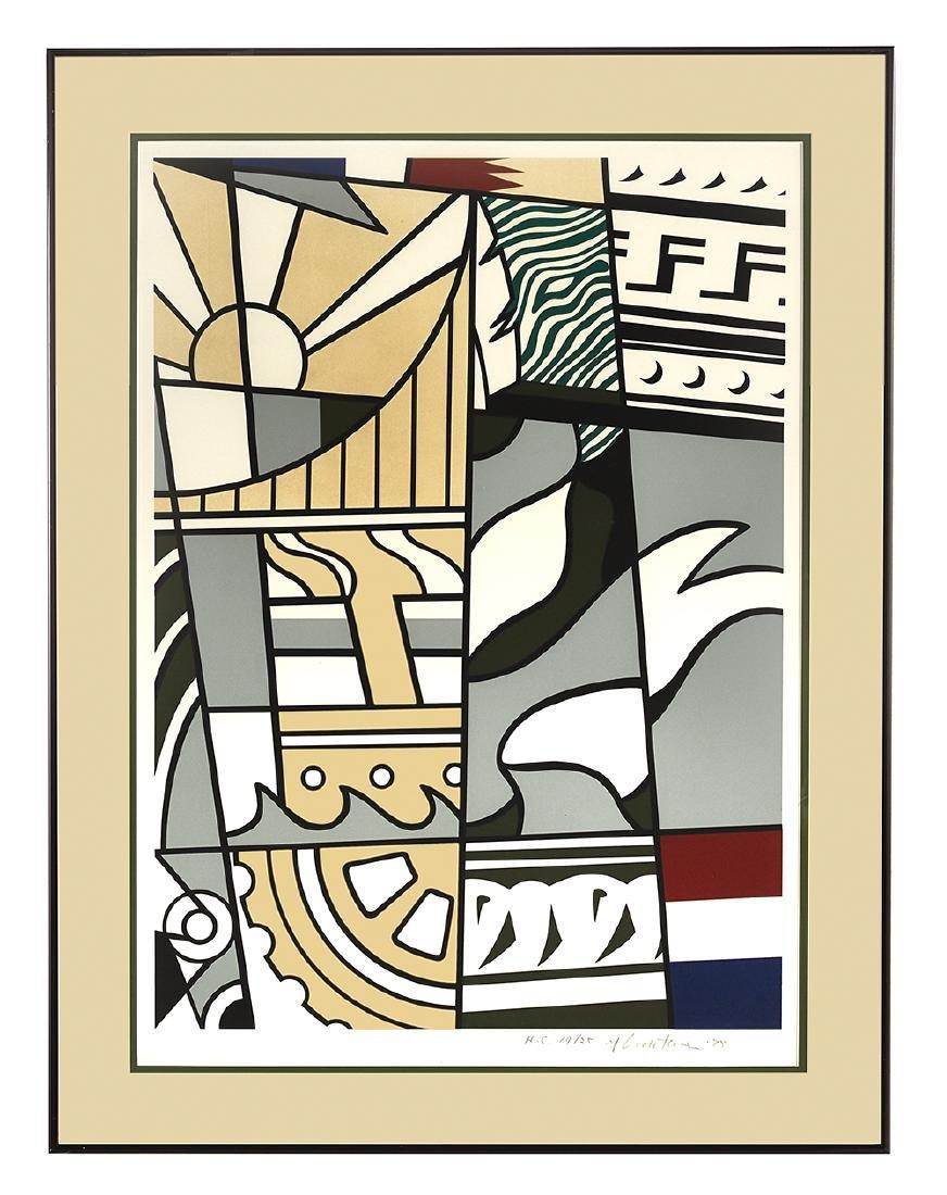 Roy Lichtenstein (American/New York, 1923-1997)