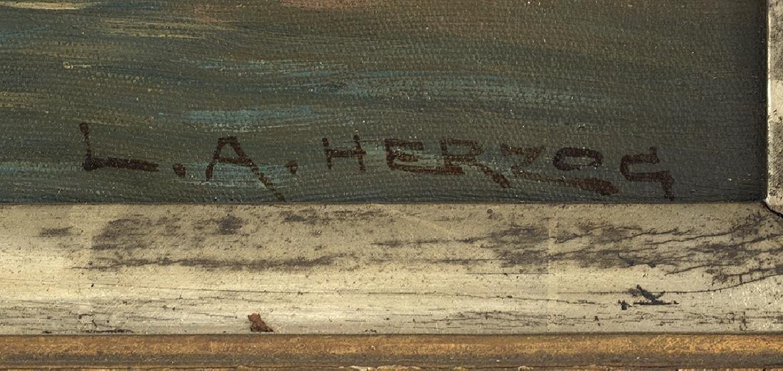 L. A. Herzog (Continental, fl. ca. 1875-1925) - 2