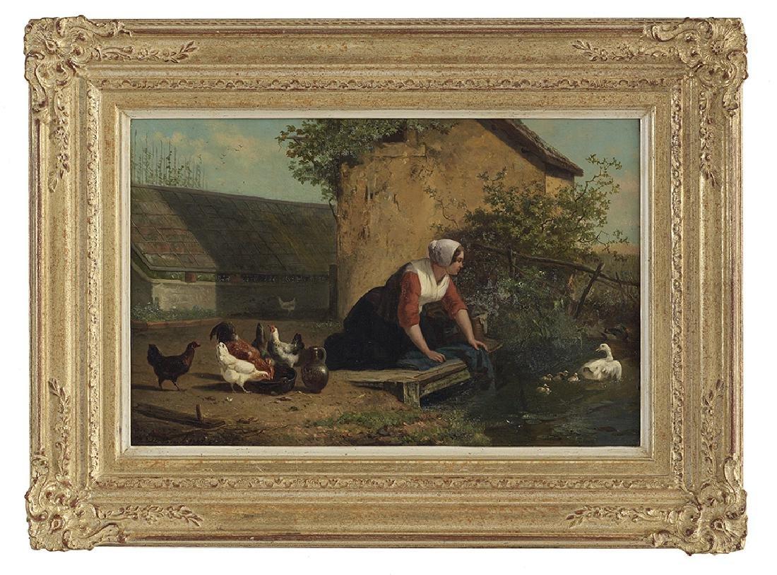 Henri de Beul (Belgian, 1845-1900)