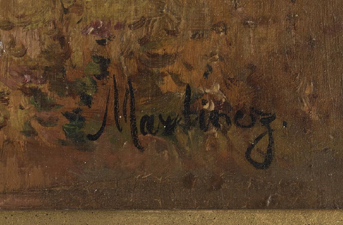 Pablo Martinez del Rio (French, b. 1838) - 2