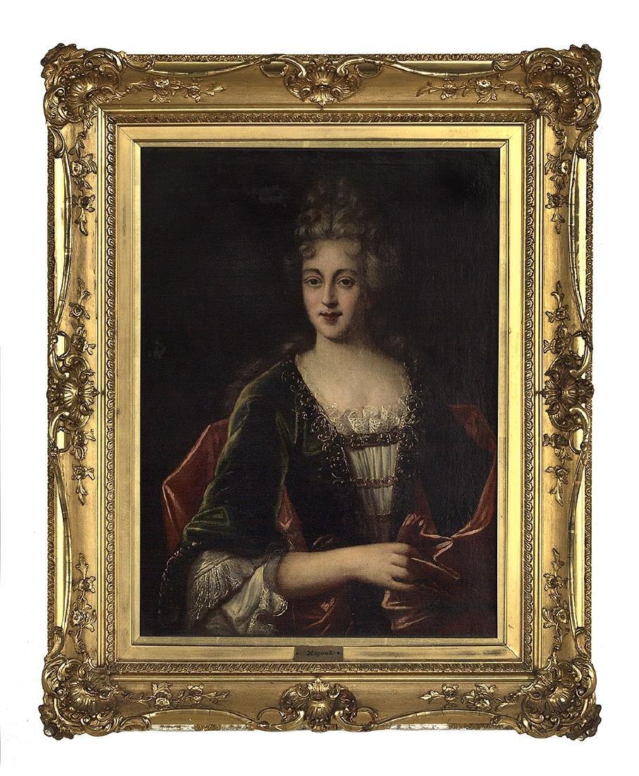 Follower of Hyacinthe Rigaud (French, 1659-1743)